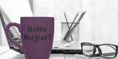 Marketing recruitment in August