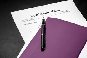 Writing the perfect marketing CV (Infographic)