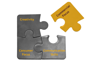 Want to progress your career in marketing? Make sure you have the four Cs.
