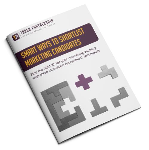 The Tarsh Partnership - Smart Ways to Shortlist Marketing