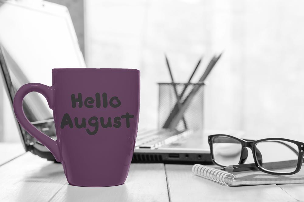 Marketing recruitment in August