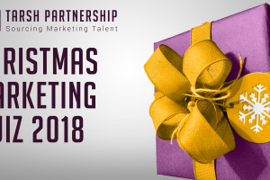 Christmas Marketing Quiz 2018