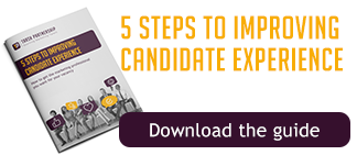Improving Candidate Experience - download our free guide